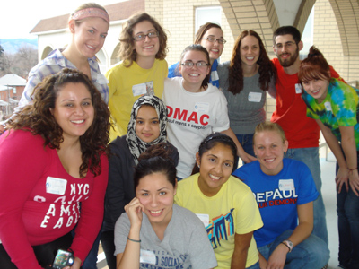 DePaul University MIssion Trip - Little Sisters of the Poor